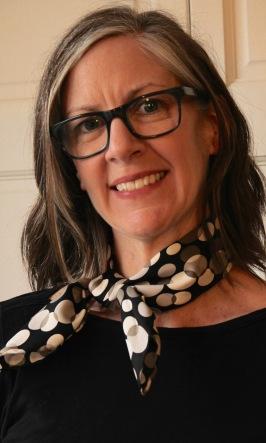 small square silk scarf - neck knot