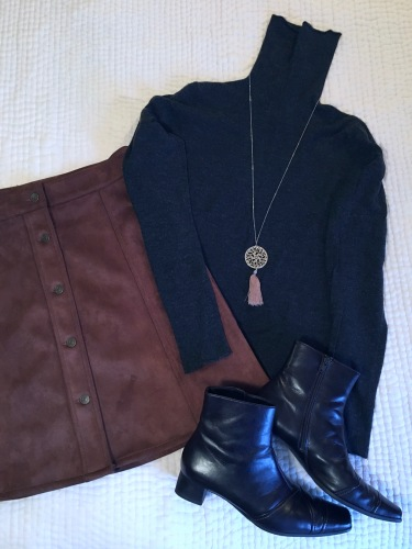 ndwc_suede skirt turtleneck flatlay