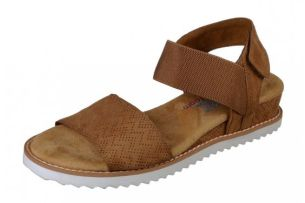 comfort sandal brown