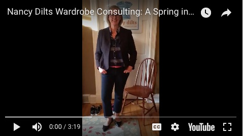 Nancy Dilts Wardrobe Consulting_A Spring in Your Step